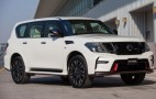 Nissan Patrol Full-Size SUV Gets NISMO Treatment