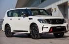Nissan Patrol Full-Size SUV Gets NISMO Treatment