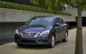 2015 Nissan Sentra Improves IIHS Safety Ratings On Retest