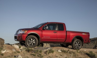 2015 Nissan Titan Photos