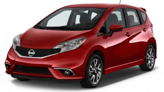 2015 Nissan Versa Note 5dr HB CVT 1.6 SR *Ltd Avail* Angular Front Exterior View
