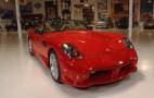 2015 Panoz Esperante Spyder GT Rolls Into Jay Leno's Garage: Video