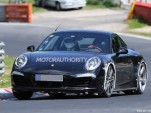 2015 Porsche 911 Carrera GTS spy shots