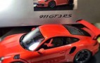 2015 Porsche 911 GT3 RS Leaked Again