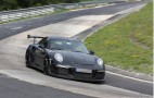 New Porsche 911 GT3 RS To Feature PDK, Develop 500 HP From 4.0-Liter Six