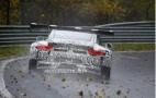2015 Porsche 911 RSR Race Car Spy Shots