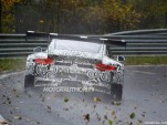 2015 Porsche 911 RSR race car spy shots