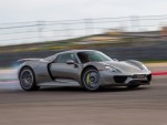 Porsche 918 Spyder Plug-In Hybrid Supercars Recalled For Fan Wiring