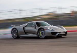 Porsche 918 Spyder Plug-In Hybrid Supercars Recalled For Fan Wiring