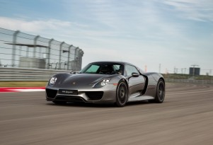 Porsche 918 Plug-In Hybrid Supercar Ends Production After 918 Units