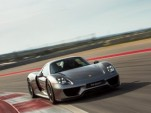 2015 Porsche 918 Spyder Plug-In Hybrid Supercar Driven