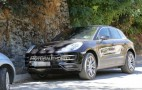 2015 Porsche Macan Turbo To Feature 395-HP Twin-Turbo V-6