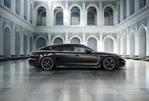 2015 Porsche Panamera Turbo S Executive Exclusive Series