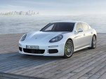 Porsche's All-Electric Tesla Competitor Coming To Frankfurt As Concept: Report