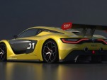 2015 Renault R.S. 01 race car