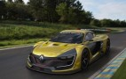 Renault's New R.S. 01 Race Car Comes With A GT-R Heart: Video