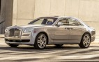 2015 Rolls-Royce Ghost Series II First Drive