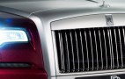 2015 Rolls-Royce Ghost Series II Teased Ahead Of Geneva Motor Show