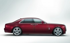 2016 Rolls-Royce Ghost Photos