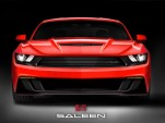 Teaser for 2015 Saleen S302 Mustang