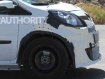 2015 Smart ForTwo test mule spy shot - Image courtesy of Motor Authority
