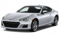 2015 Subaru BRZ 2-door Coupe Auto Limited Angular Front Exterior View