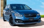 Subaru Impreza Sport Hybrid Launches In Japan