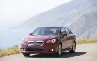 2015 Subaru Legacy: The Car Connection's Best Car To Buy 2015