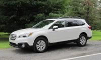 2015 Subaru Outback 2.5i, test drive, Catskill Mountains, NY, July 2014