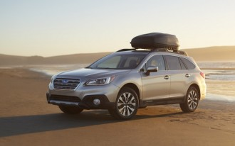 2015 Subaru Outback: Best Car To Buy Nominee