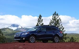 2015 Subaru Outback: First Drive