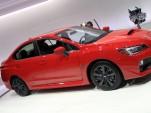 2015 Subaru WRX, 2013 Los Angeles Auto Show