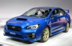 2015 Subaru WRX STI: Full Details, Live Photos & Video