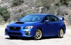 2015 Subaru WRX STI, McLaren 650S, Lotus C-01: This Week's Top Photos