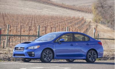 2015 Subaru WRX Photos