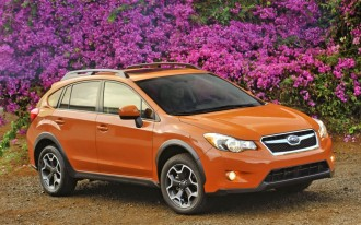 2015 Subaru XV Crosstrek Gets More Features, Refinement Upgrades