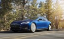 All-wheel-drive Tesla electric cars rated more efficient, but how?