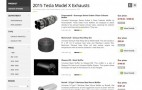 Tesla Model X Exhaust Systems: Best Online Ad Of The Week