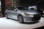 2015 Toyota Camry: New York Auto Show Live Photos