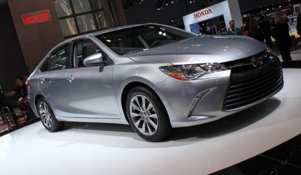 2015 Toyota Camry Review, Ratings, Specs, Prices, and Photos - The Car