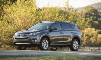 2015 Toyota RAV4 Photos