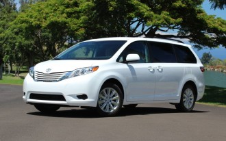 The Car Connection's Best Minivans To Buy 2015