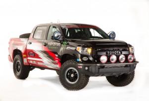 2015 Toyota Tundra TRD Pro Desert Race Truck, SEMA 2014