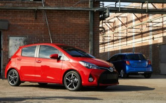 2015 Toyota Yaris recalled for suspension problem
