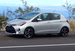 2015 Toyota Yaris: First Drive