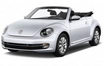 2015 Volkswagen Beetle Convertible 2-door Auto 1.8T Angular Front Exterior View