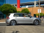 2015 Volkswagen e-Golf (Euro spec)  -  Driven, Portland OR, July 2014  (credit: NWAPA)