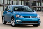 2015 Volkswagen e-Golf Electric Car Gets Less Expensiv