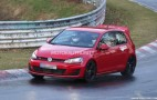 2015 Volkswagen GTI 'Club Sport' Spy Shots