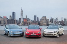 2015 Volkswagen Golf models - image: Volkswagen of America